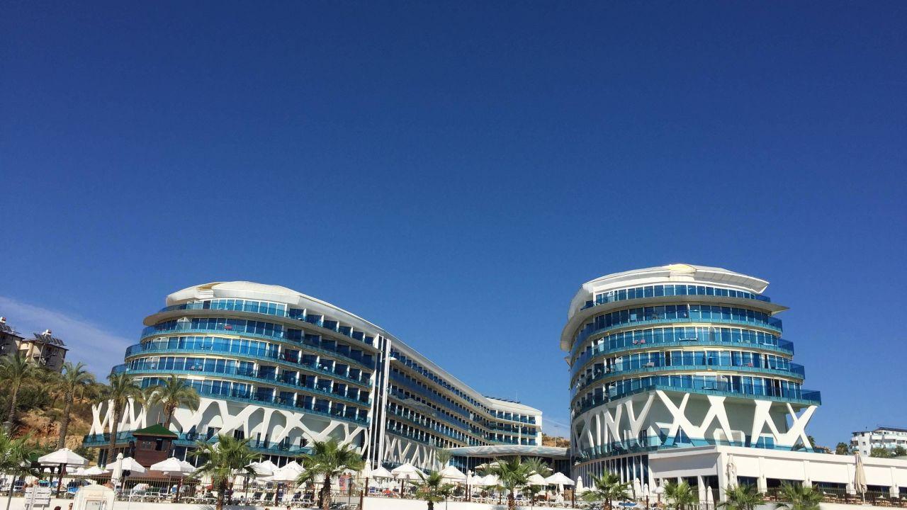 Vikingen Infinity Resort & Spa (Avsallar) • HolidayCheck (Türkische ...