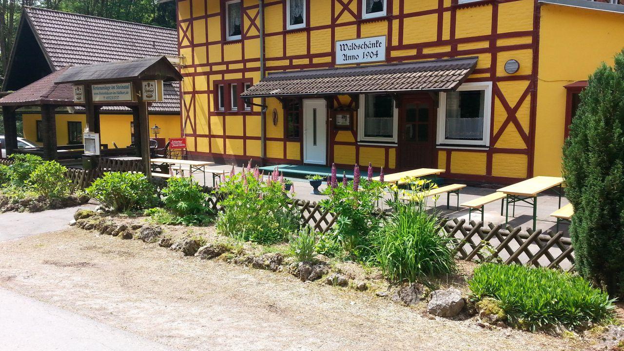 Ferienhaus zur Waldschänke (Bad Sachsa) • HolidayCheck ...