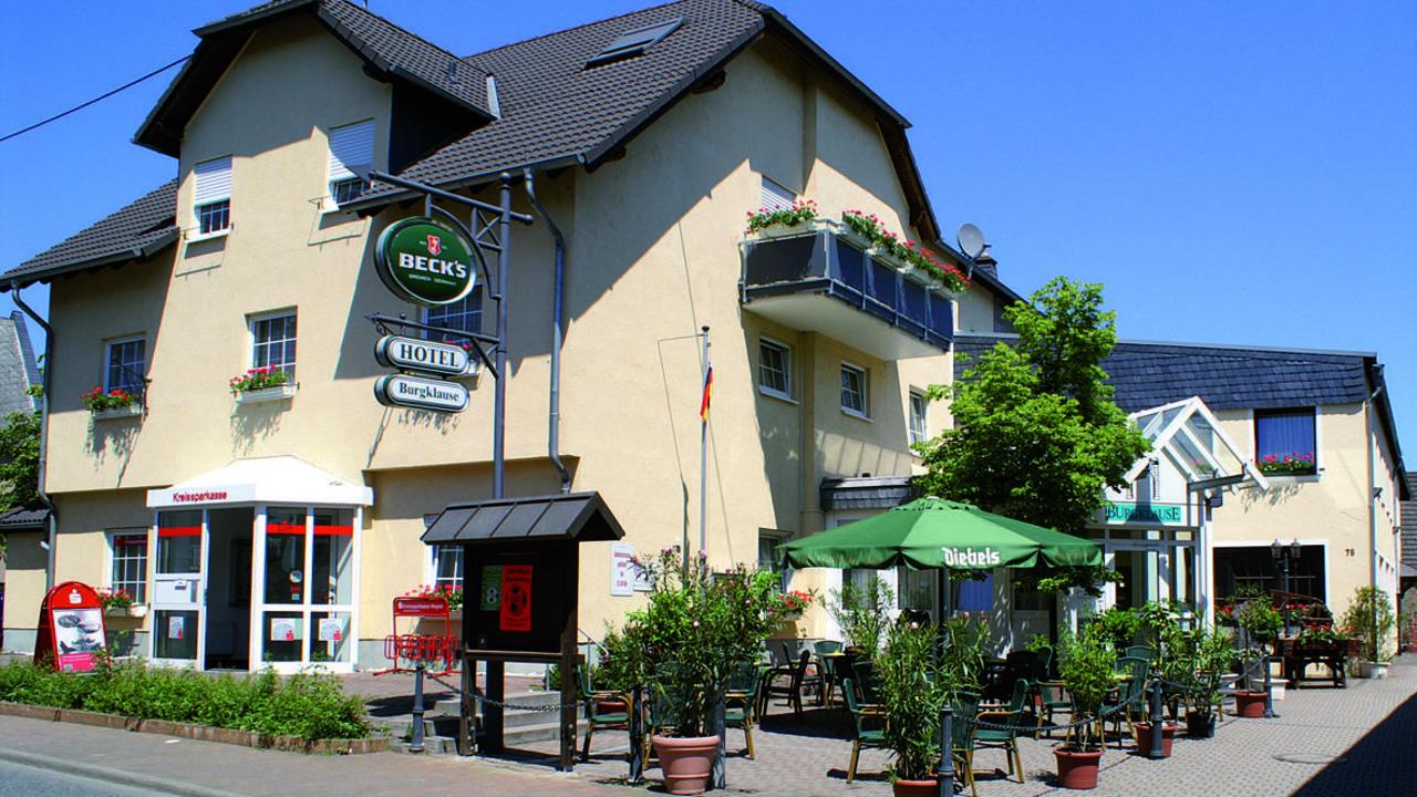 Hotel Burgklause Nickenich Bewertung