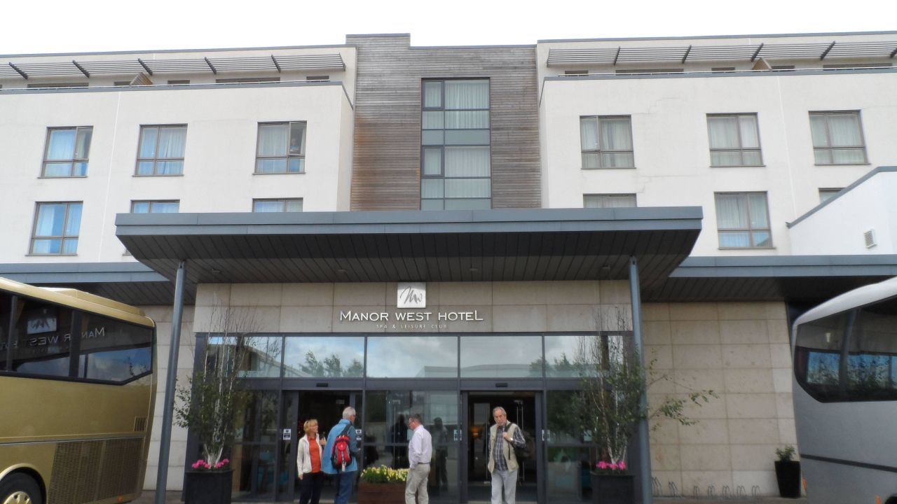 Manor West Hotel Spa Leisure Club Tralee Holidaycheck Munster Irland