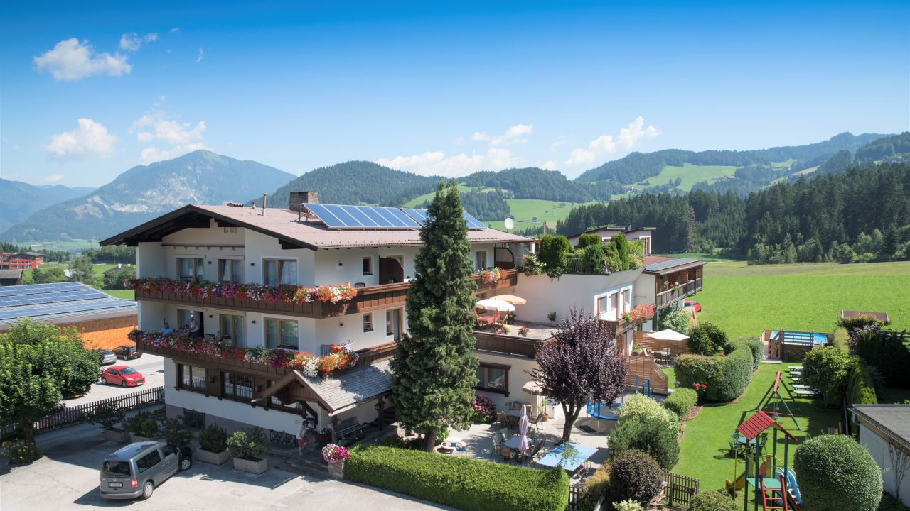 Urlaub im Alpengasthof & Hotel Pinzgerhof in Reith im