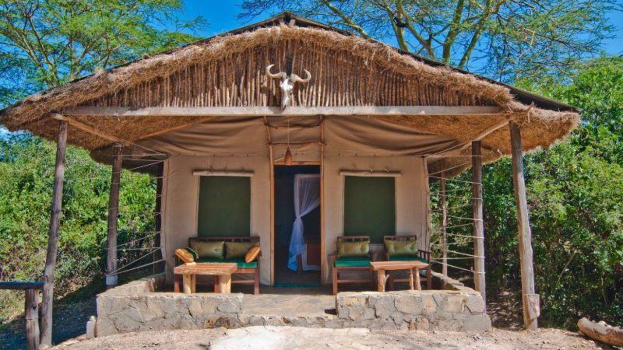 Camp oloshaiki Mara