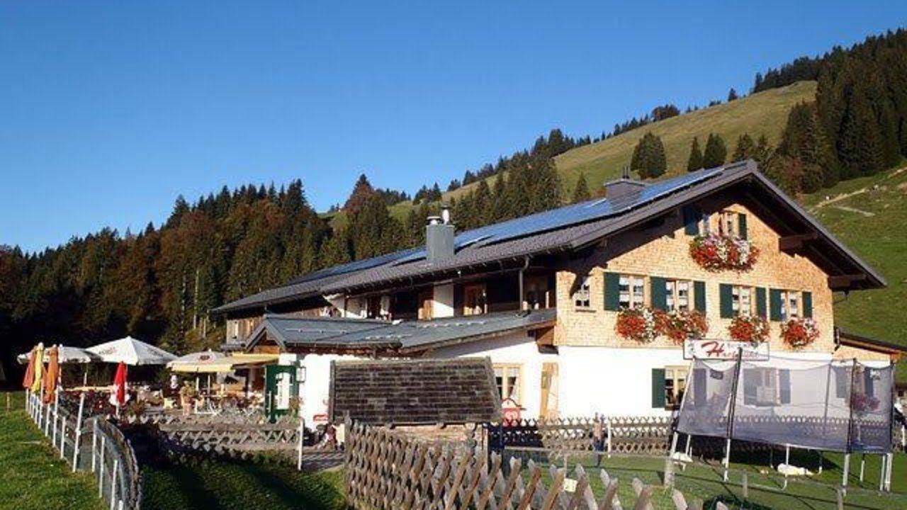 Berggasthof Hochbühl (Oberstaufen) • HolidayCheck (Bayern ...