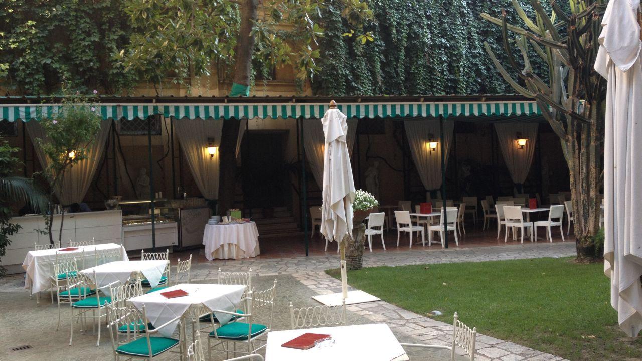 Hotel Quirinale In Rom Holidaycheck Latium Italien