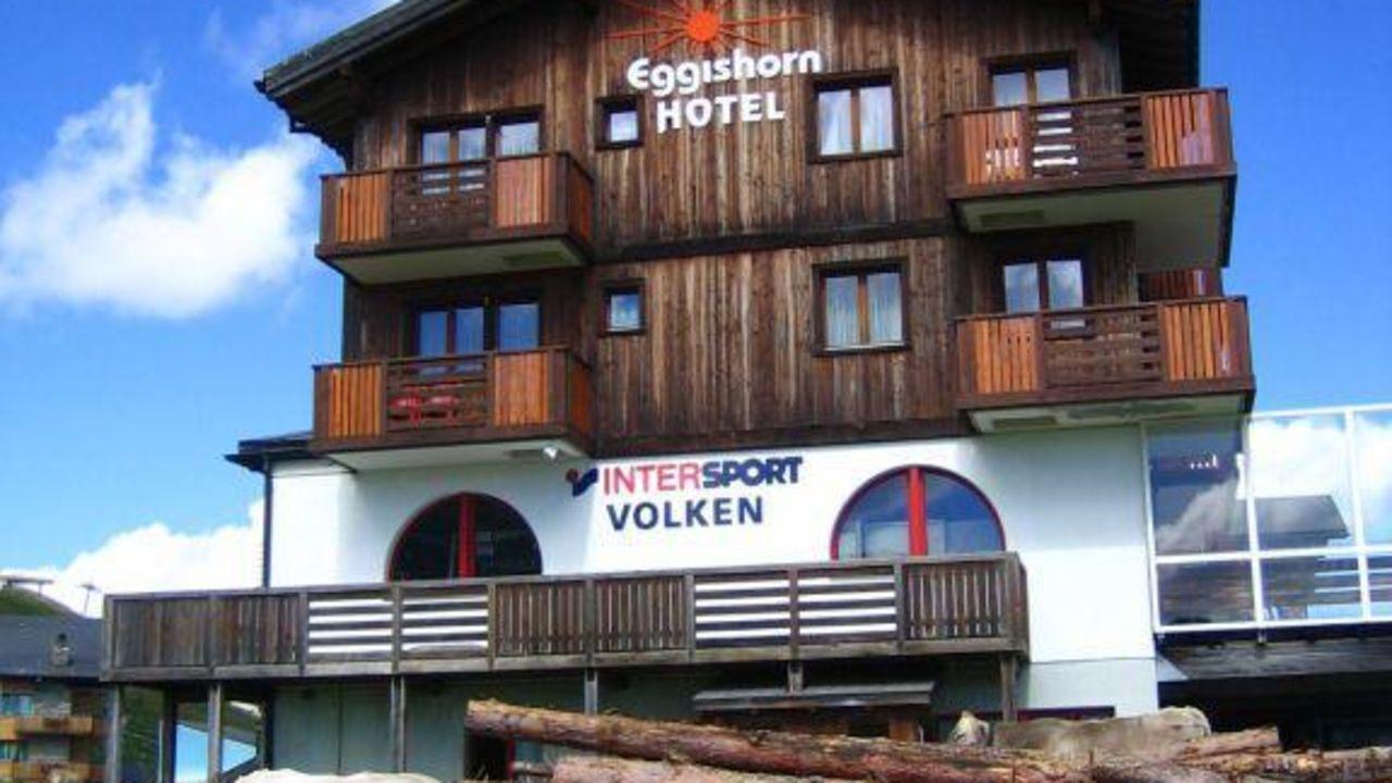 Hotel Eggishorn Fiesch Holidaycheck Kanton Wallis Schweiz