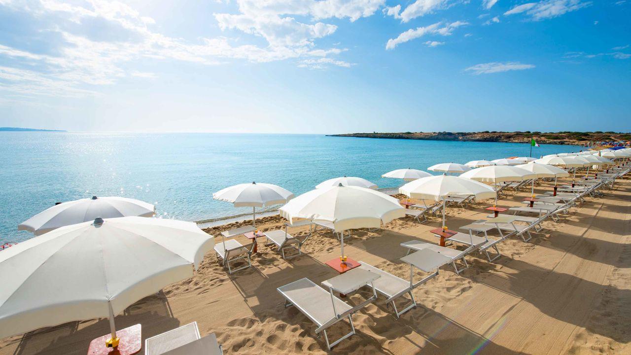 Voi arenella resort siracusa syrakus holidaycheck for Hotel resort siracusa