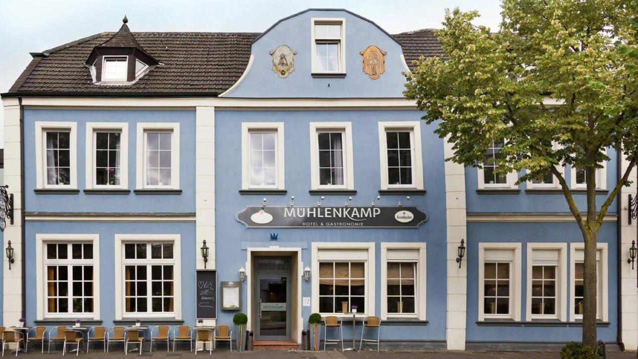 hotel m hlenkamp oelde holidaycheck nordrhein. Black Bedroom Furniture Sets. Home Design Ideas