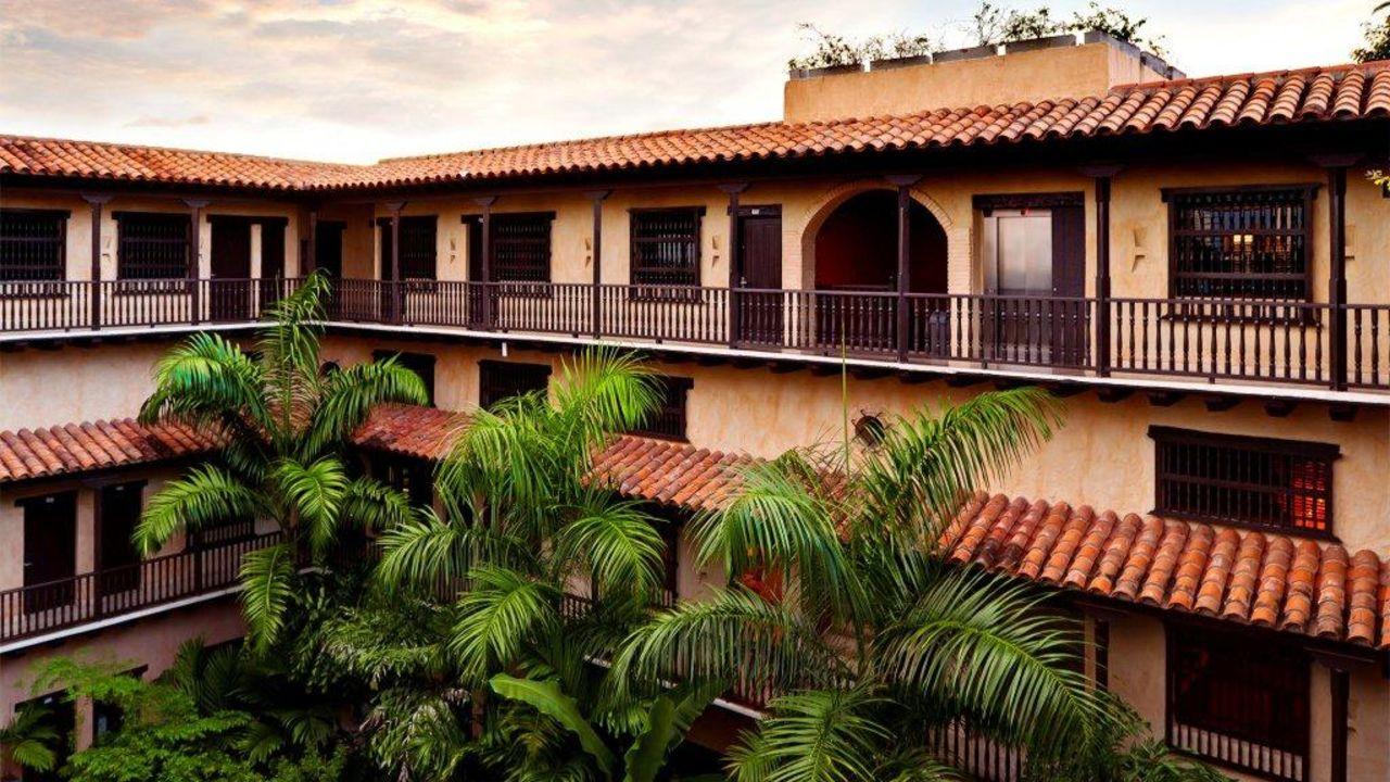 Amerikanischer Kühlschrank Real : Armería real luxury hotel spa cartagena de indias