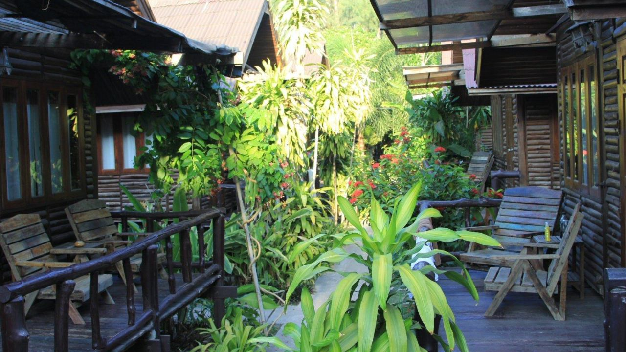 Banana Garden Home Resort Klong Dao Beach Holidaycheck Koh