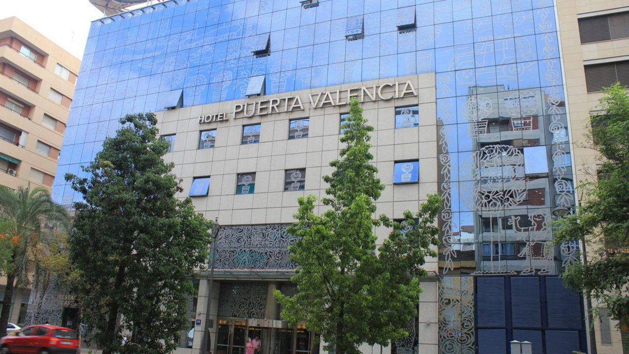 Hotel silken puerta de valencia in valencia holidaycheck valencia spanien - Silken puerta de valencia ...