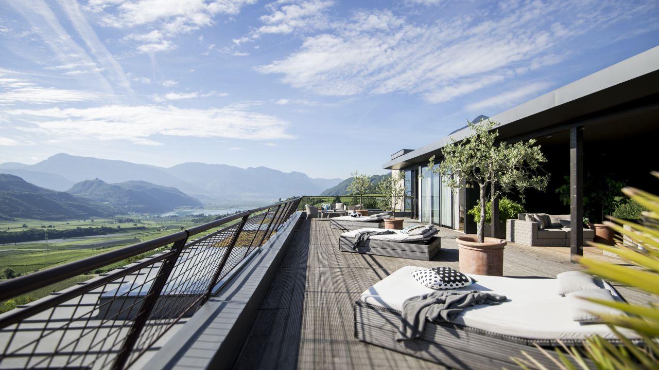 Designhotel gius la residenza in kaltern holidaycheck for Designhotel q