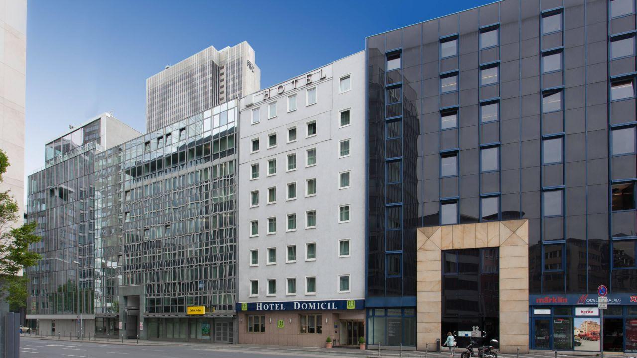 Top Favored Hotel Domicil Frankfurt Am Main