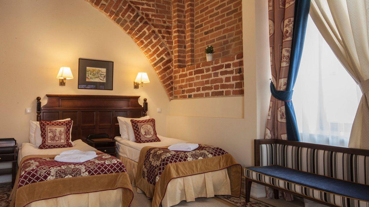 Hotel St Bruno Masuren