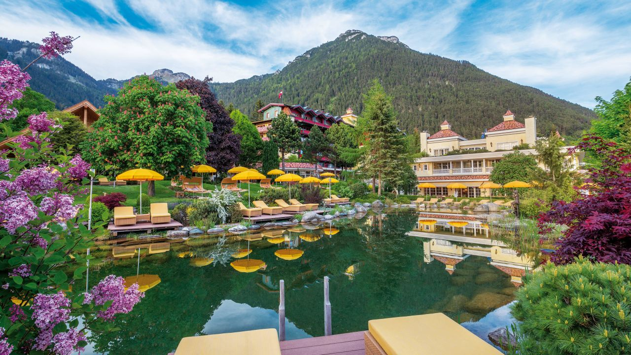 Ideales Hotel sowohl fr Familien als auch Singles Riesers