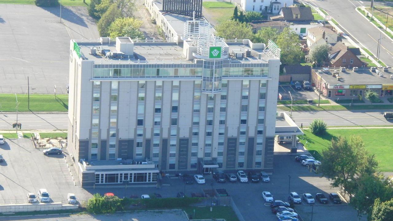 Hotel Wyndham Garden Fallsview Niagara Falls Holidaycheck
