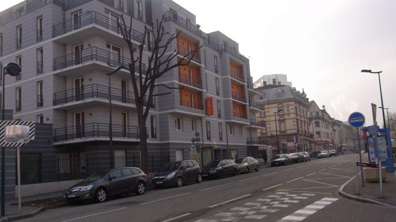 Hotel Adagio Access Saint-Louis Bâle (Saint-Louis) • HolidayCheck ...