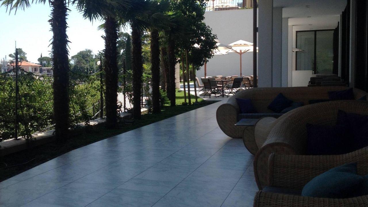 Design hotel royal opatija holidaycheck kvarner bucht for Design hotel kroatien