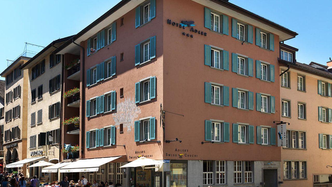 Hotel Adler Zürich Holidaycheck Kanton Zürich Schweiz