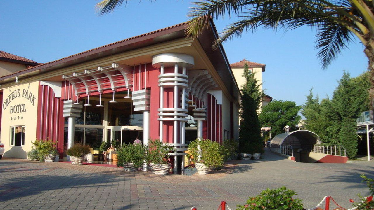 Hotel Orfeus Park Colakli Holidaycheck T 252 Rkische