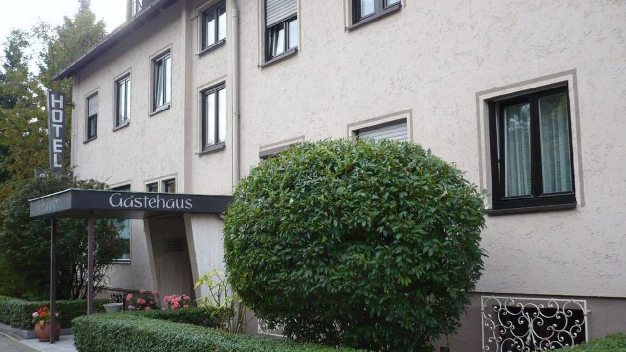 Prahofer Hotel Garni Appartementhaus Munchen Holidaycheck