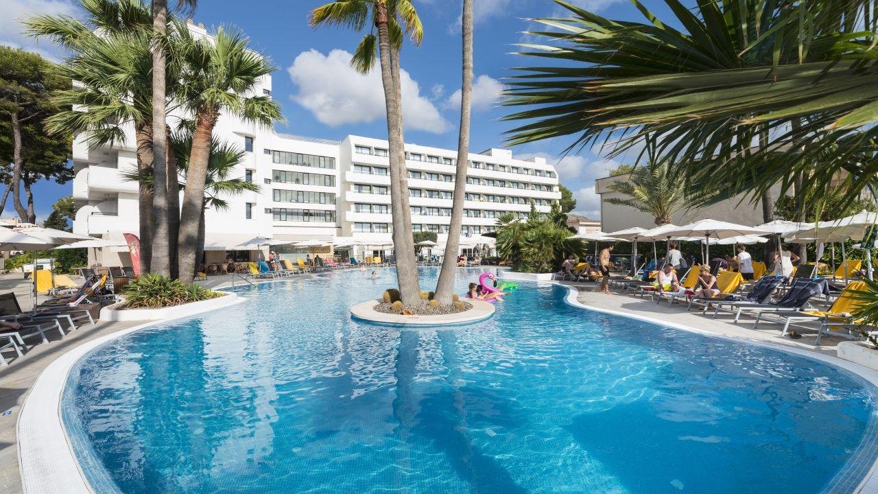 Mallorca Alcudia Allsun Hotel Eden Alcudia