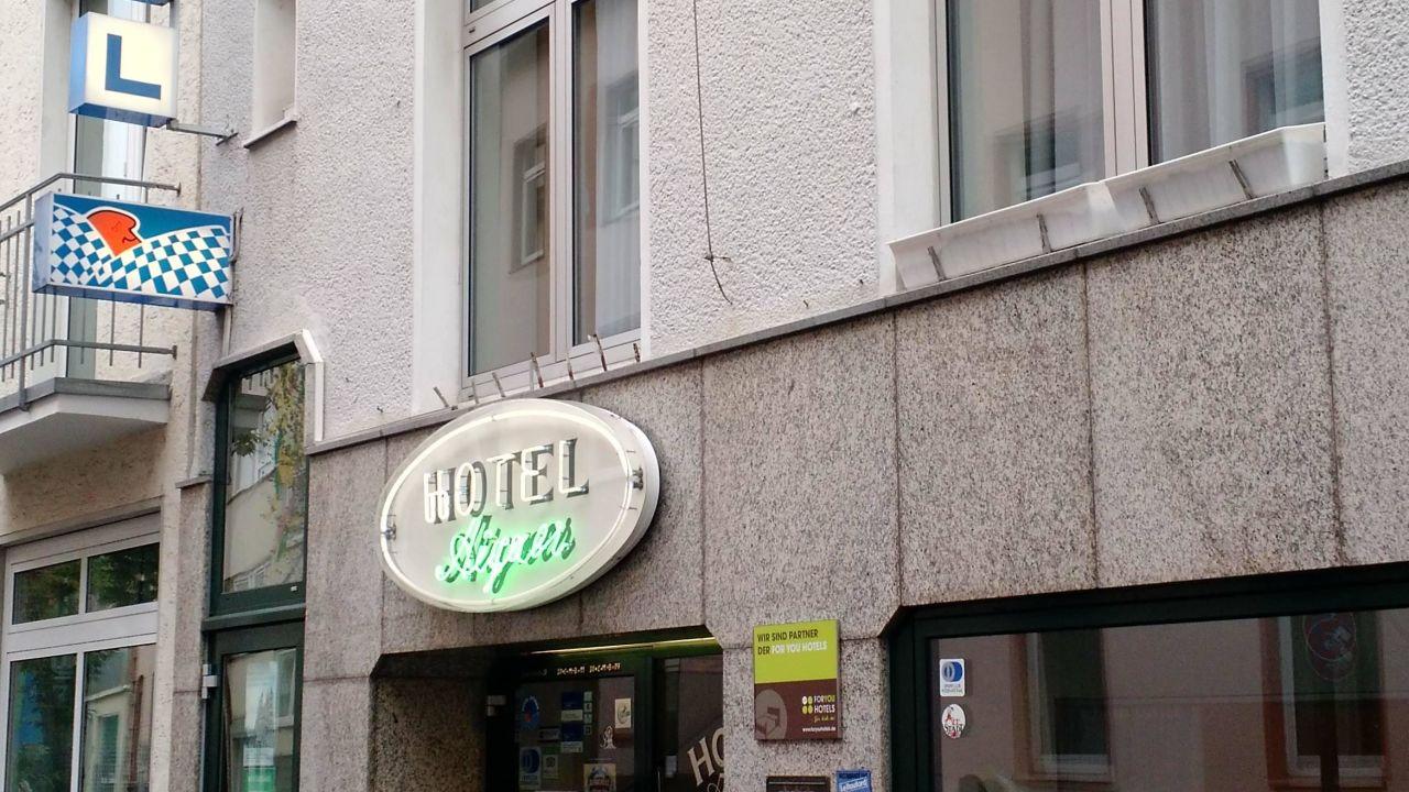 Hotel Aigner Bonn Holidaycheck Nordrhein Westfalen Deutschland