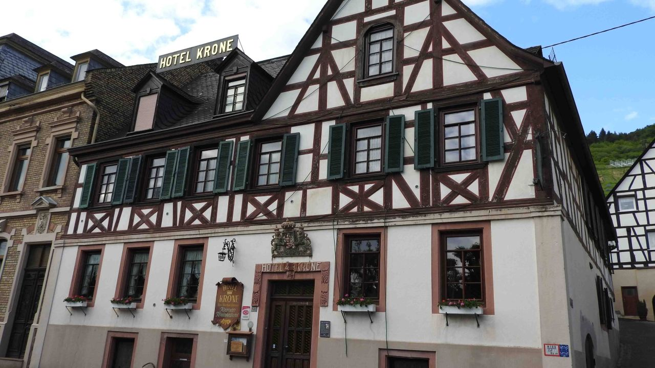 Www Hotel Krone Lorch De
