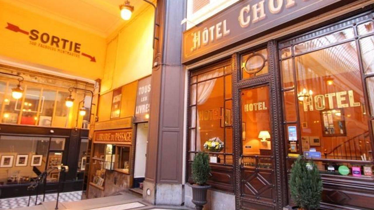 Hotel chopin paris holidaycheck gro raum paris for Frankreich hotel paris
