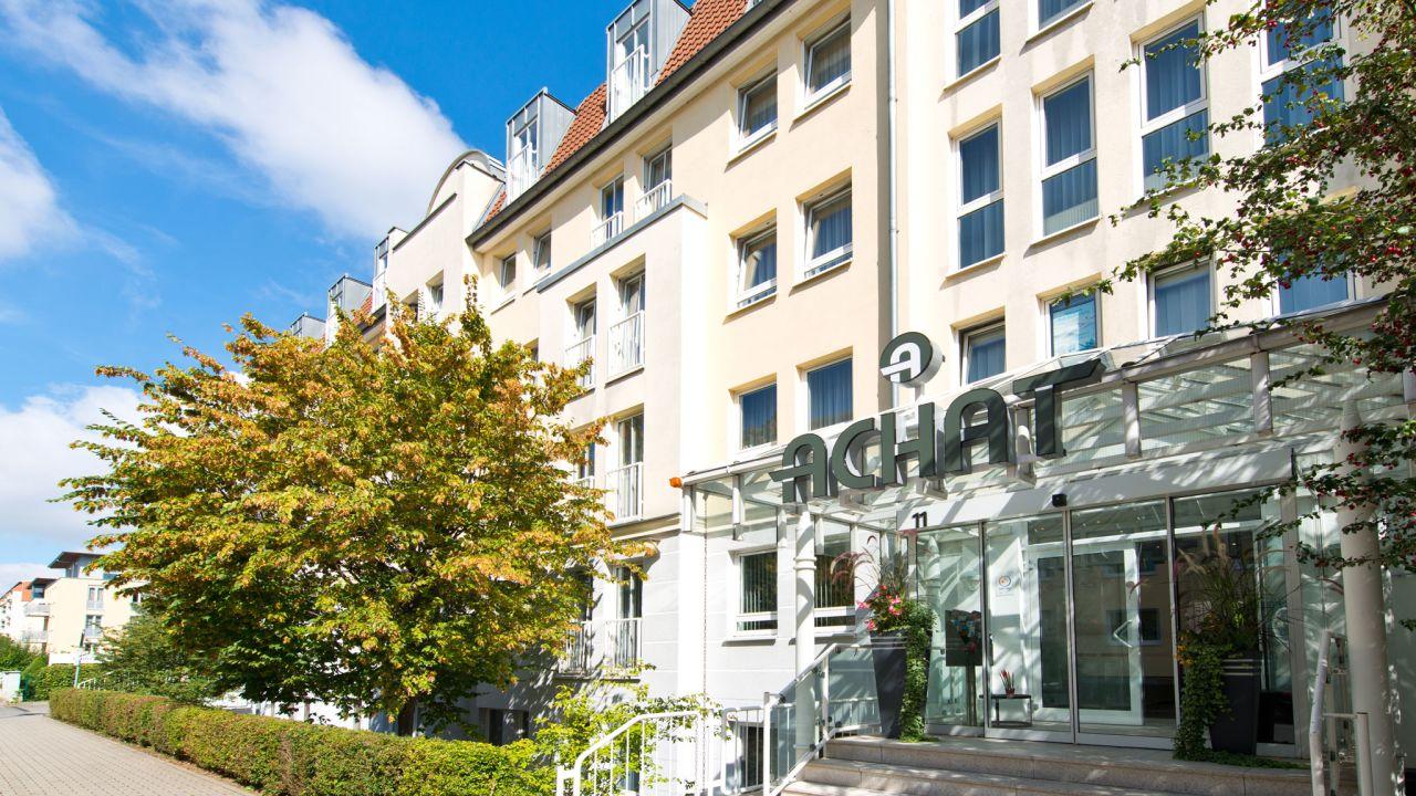ACHAT Premium Dresden (Weißig) • HolidayCheck (Sachsen | Deutschland)