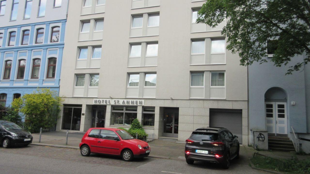 hotel st annen in hamburg holidaycheck hamburg deutschland. Black Bedroom Furniture Sets. Home Design Ideas