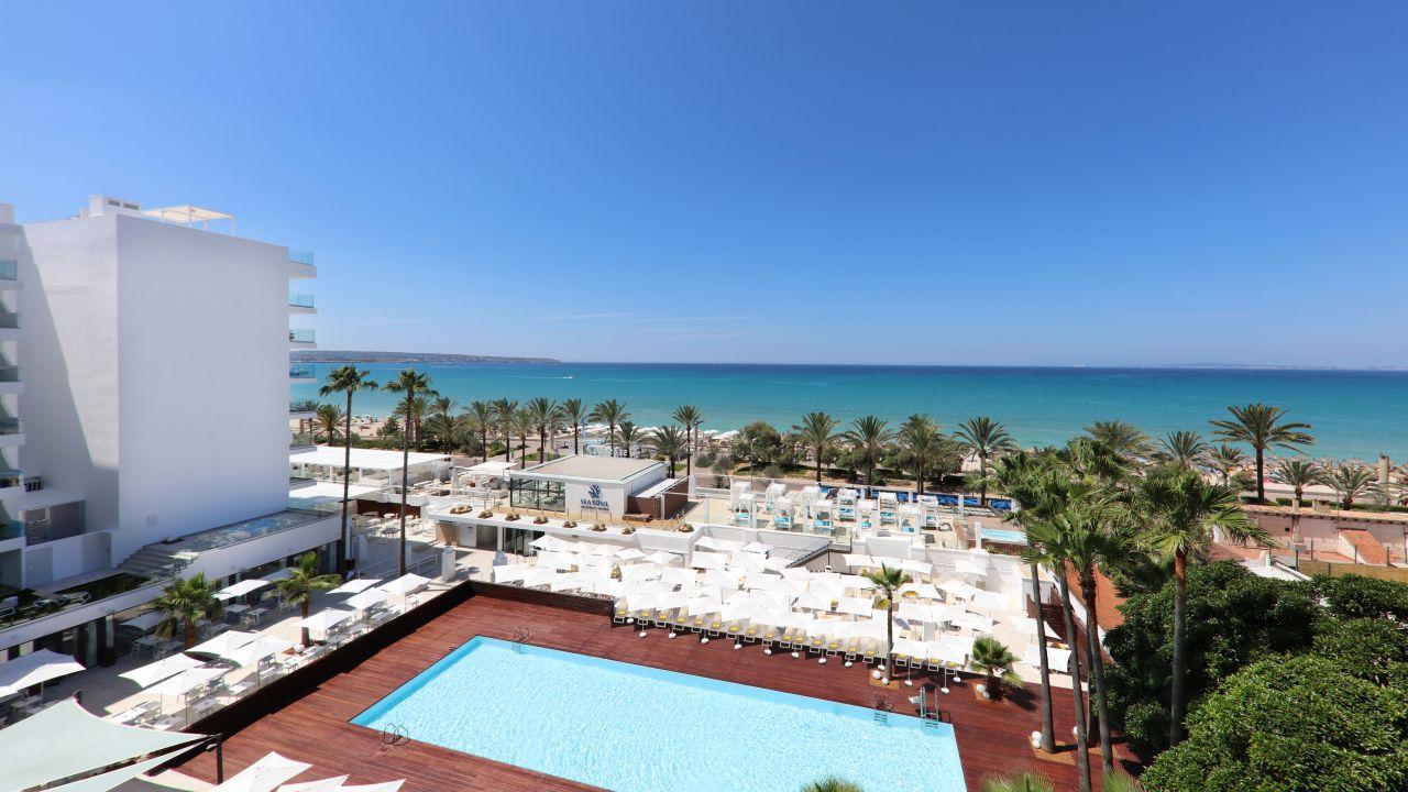 Iberostar bahia de palma platja de palma playa de palma for Design hotel mallorca strand
