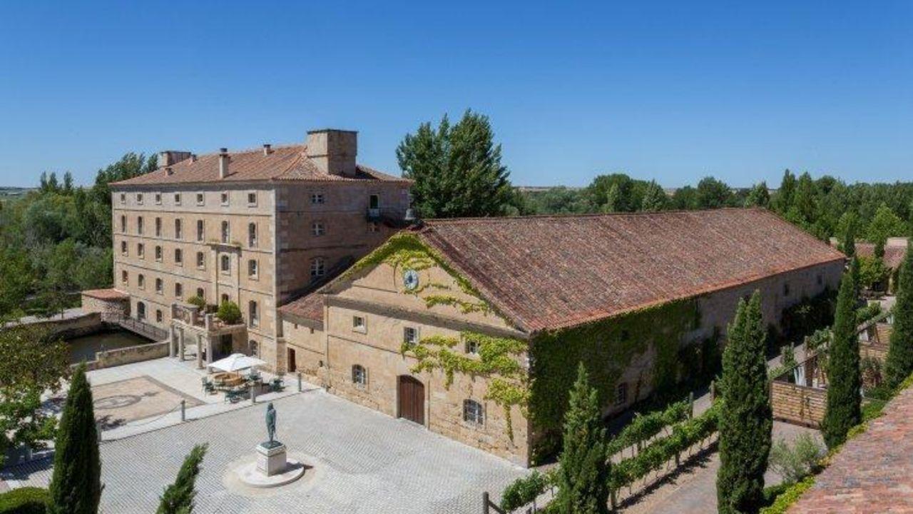 Rusticae Hacienda Zorita Wine Hotel Spa San Pedro Del Valle