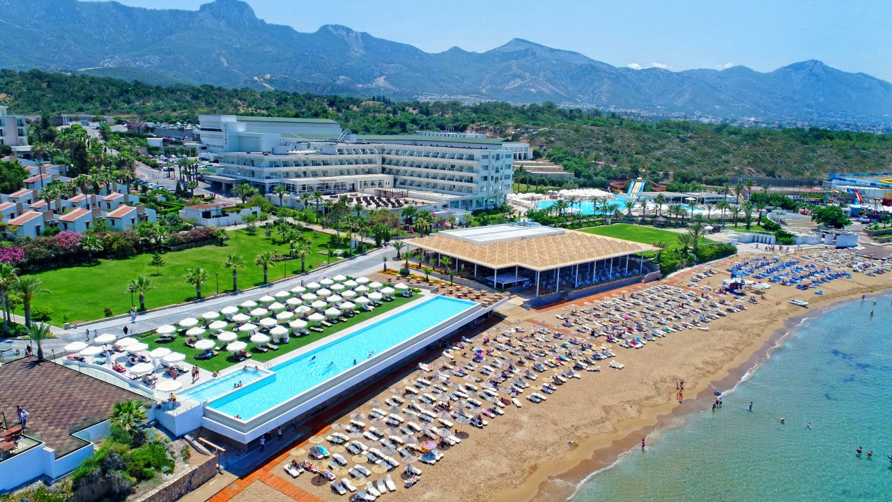 Zypern Kyrenia Hotel Oscar Resort