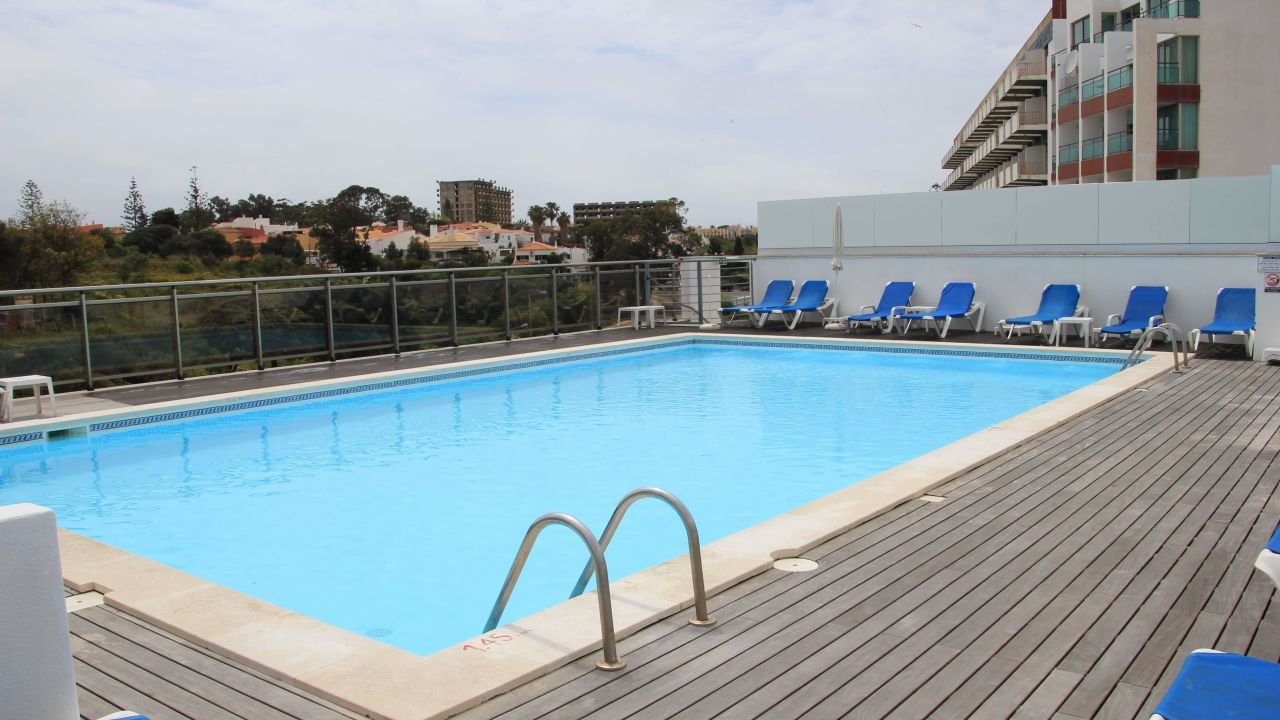 Carvi Beach Hotel Lagos Holidaycheck Algarve Portugal
