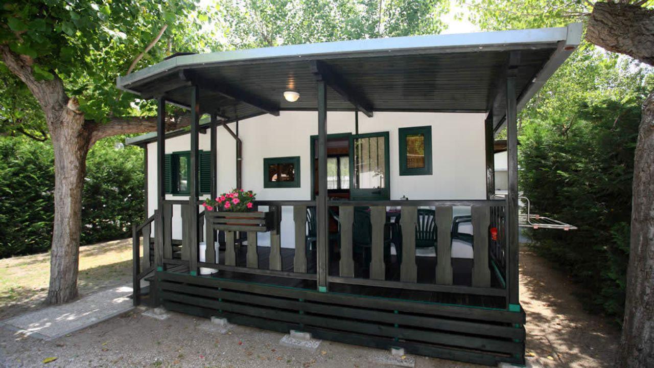 Etagenbett Camping : Camping aiguille noire