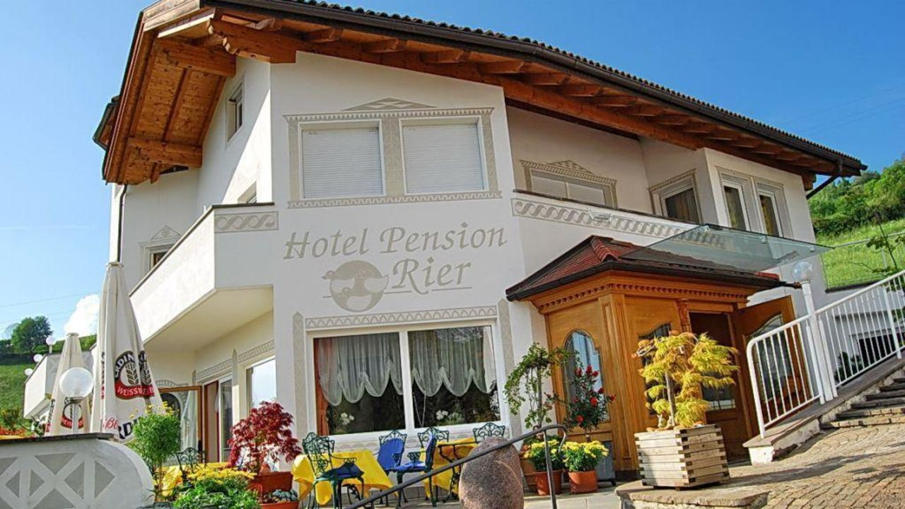 Hotel Pension Rier Kastelruth
