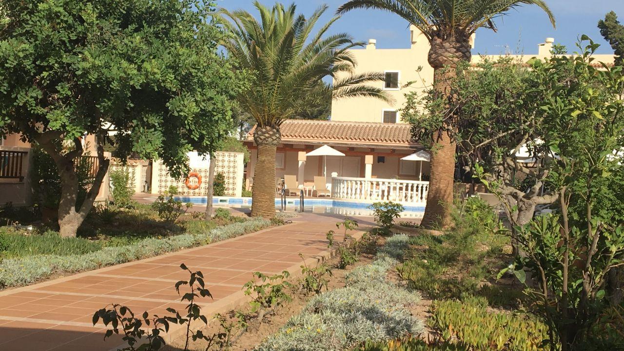 Hotel Voramar Es Pujols Holidaycheck Formentera