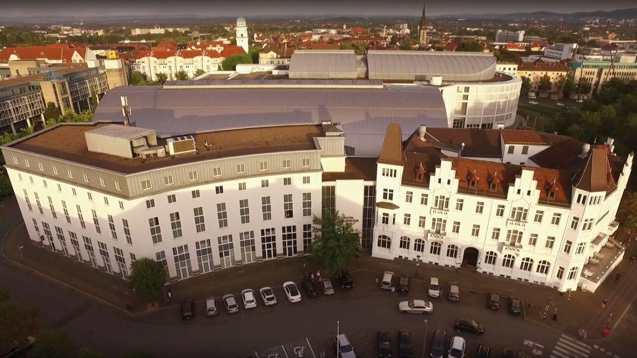 Hotel Bielefelder Hof Bielefeld Holidaycheck Nordrhein