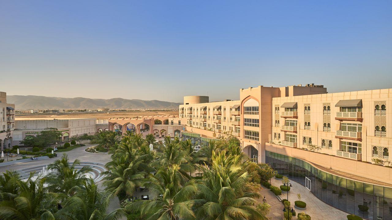 apartments salalah gardens residences salalah With katzennetz balkon mit hotel salalah gardens residences
