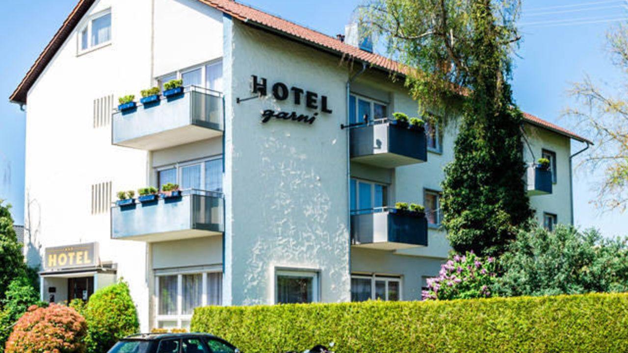 hotel garni metzingen metzingen holidaycheck baden w rttemberg deutschland. Black Bedroom Furniture Sets. Home Design Ideas
