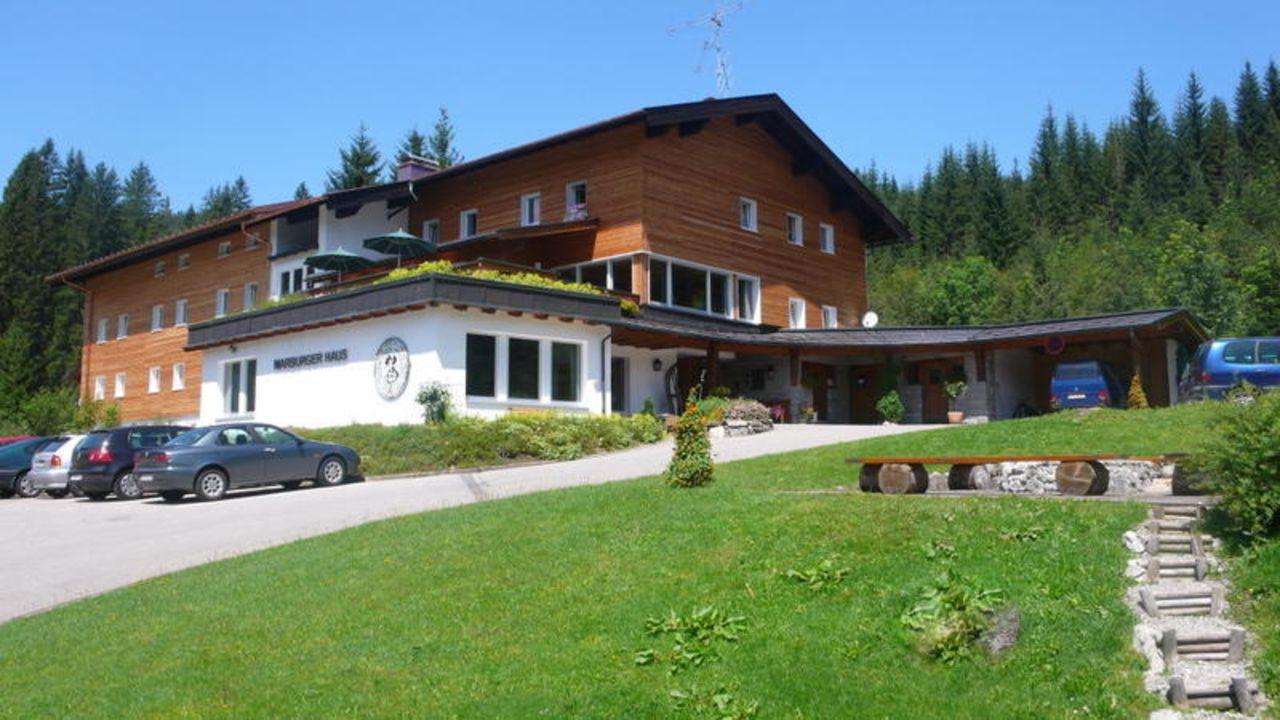 Sport & Stu nhaus Marburg Hirschegg • HolidayCheck