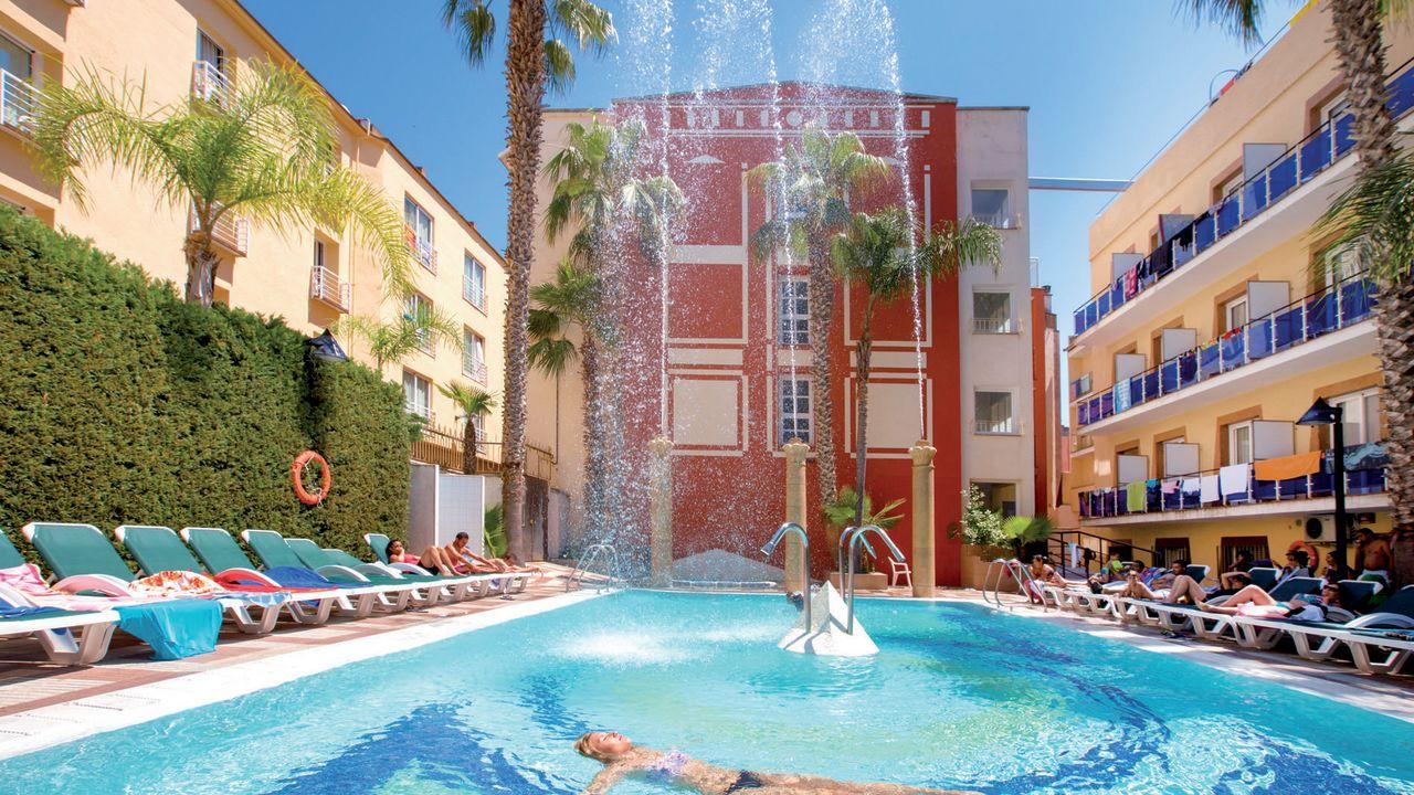 Hotel Cleopatra Lloret De Mar Bewertung