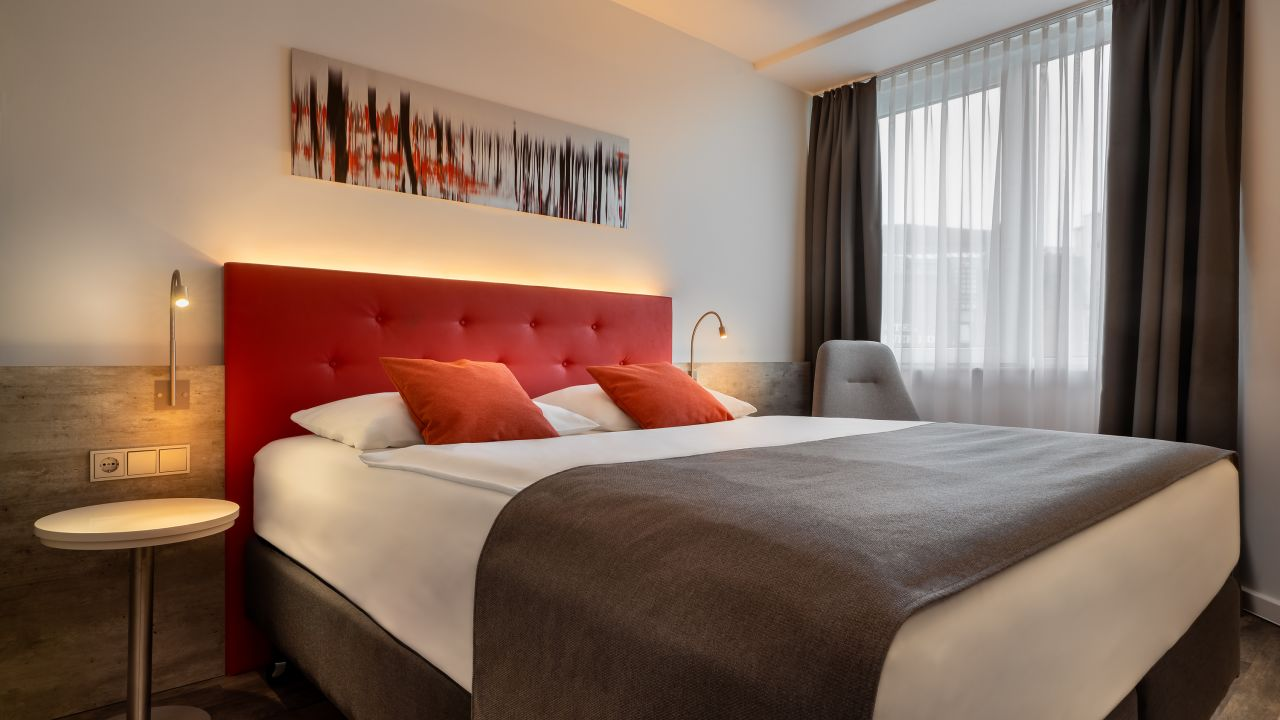 Novum Hotel Wiesbaden City Wiesbaden Holidaycheck Hessen