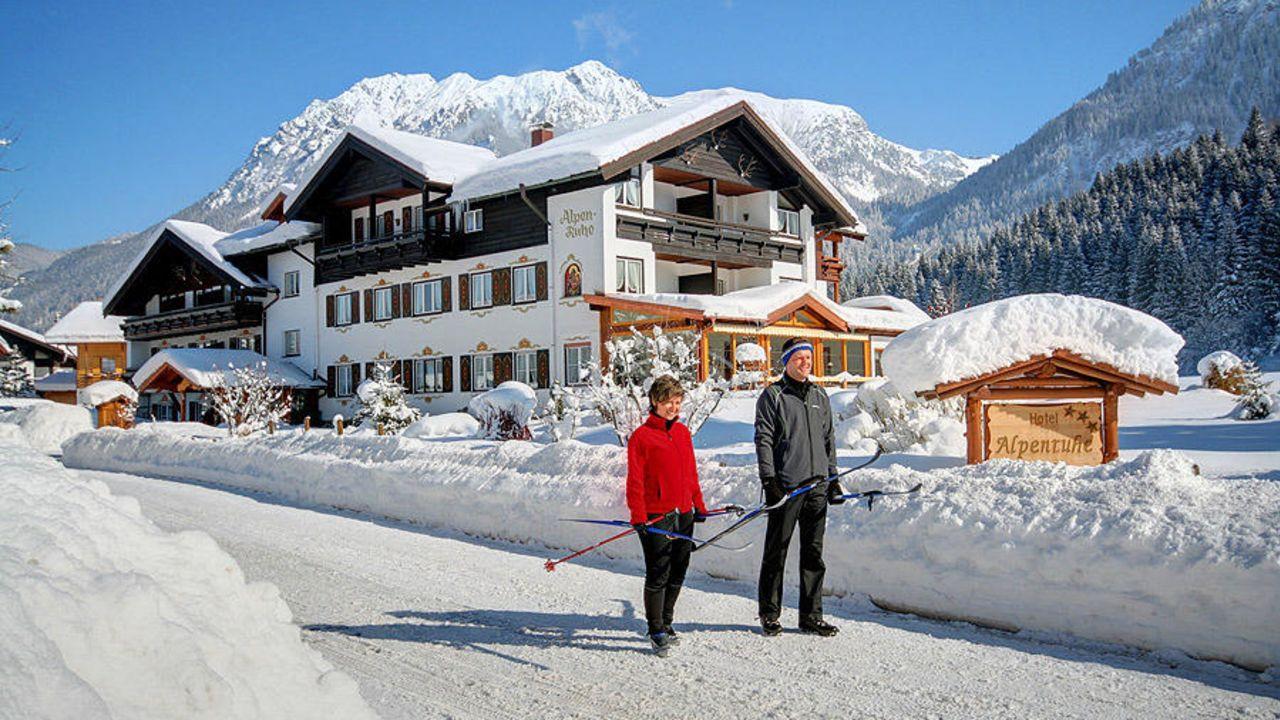 Hotel Alpenruhe Oberstdorf Bewertung