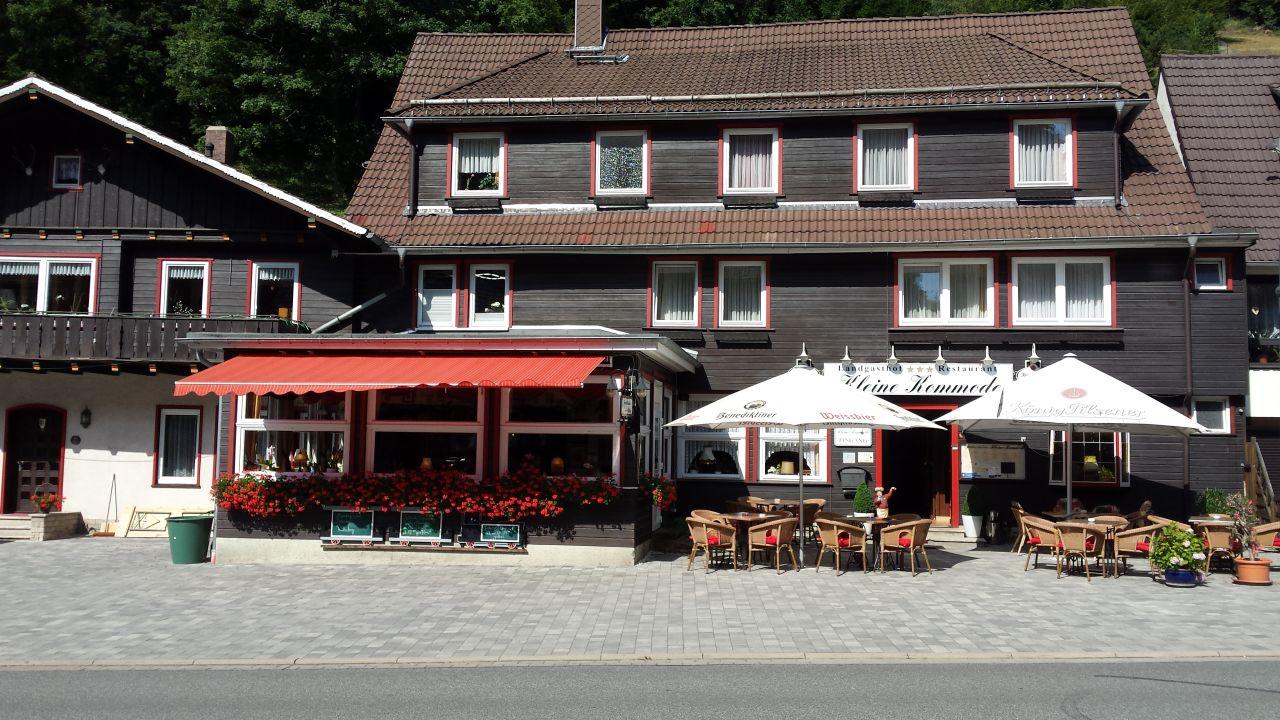 Pension Kleine Kommode Zorge Holidaycheck Niedersachsen