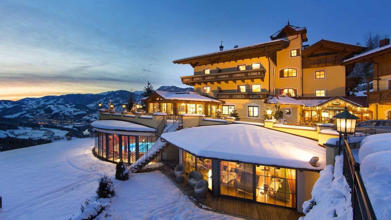 Hotel Bergkamm