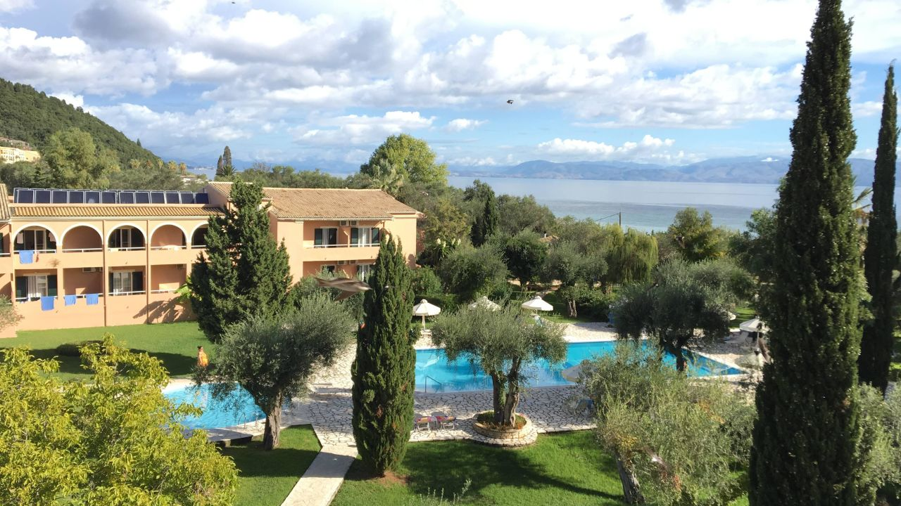 Hotel Delfinia Moraitika Holidaycheck Korfu Griechenland