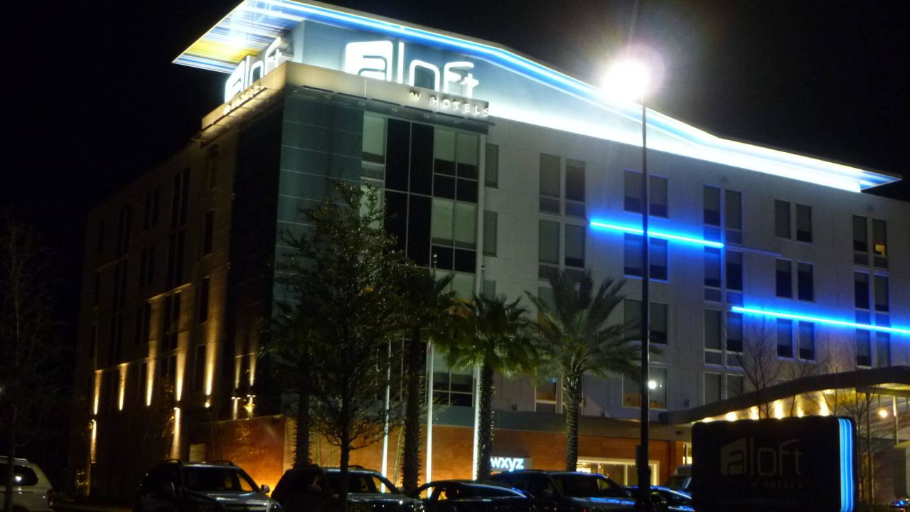 Jacksonville Airport Hotels Aloft