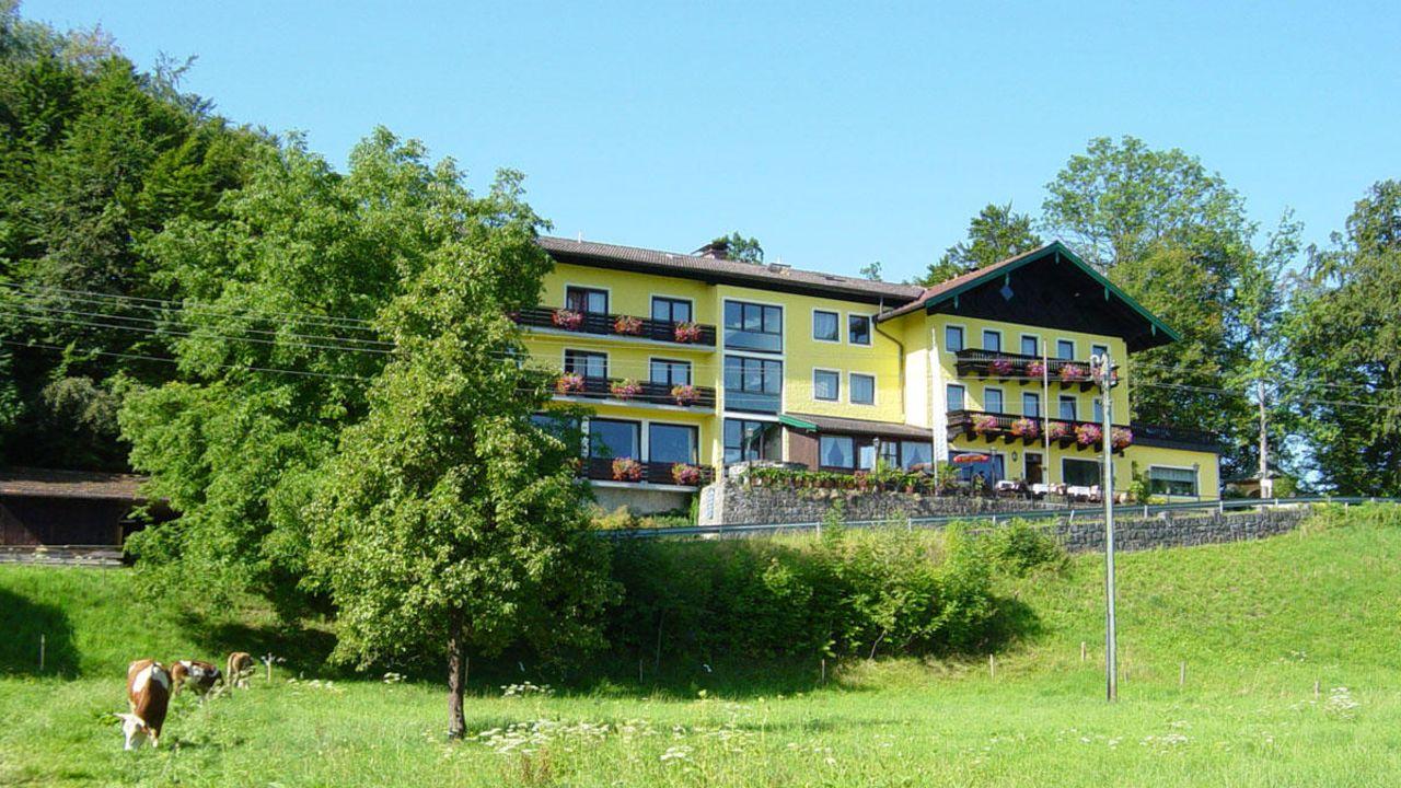Hotel Zur Schonen Aussicht Ubersee Holidaycheck Bayern