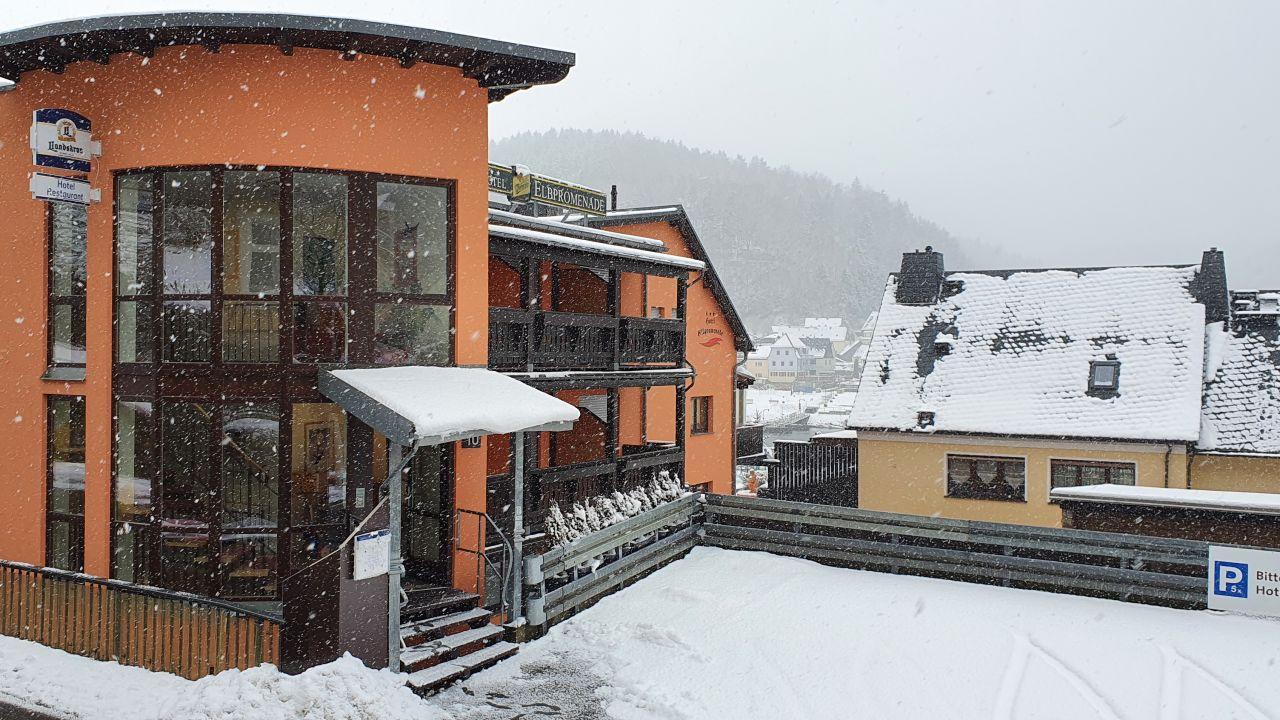 Hotel Garni Elbpromenade Bad Schandau